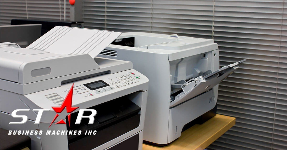 Affordable office equipment in Wausau, WI