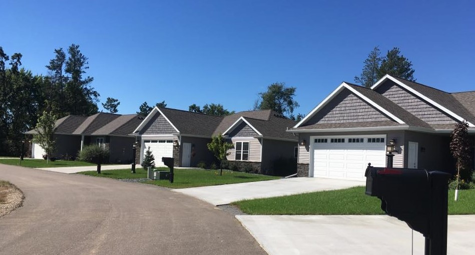 55 and Over Subdivisions in Stevens Point, WI