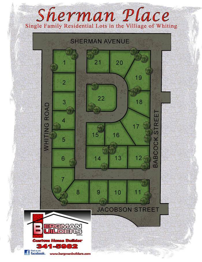 Residential Lots for Sale in Central Wisconsin
