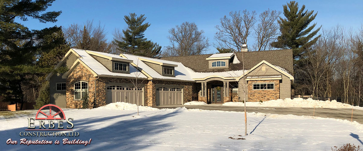 Custom Home Builder in Stevens Point, WI