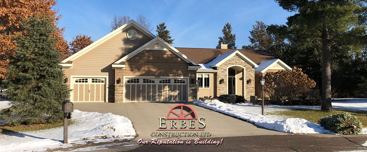 Custom Home Builder in Plover, WI