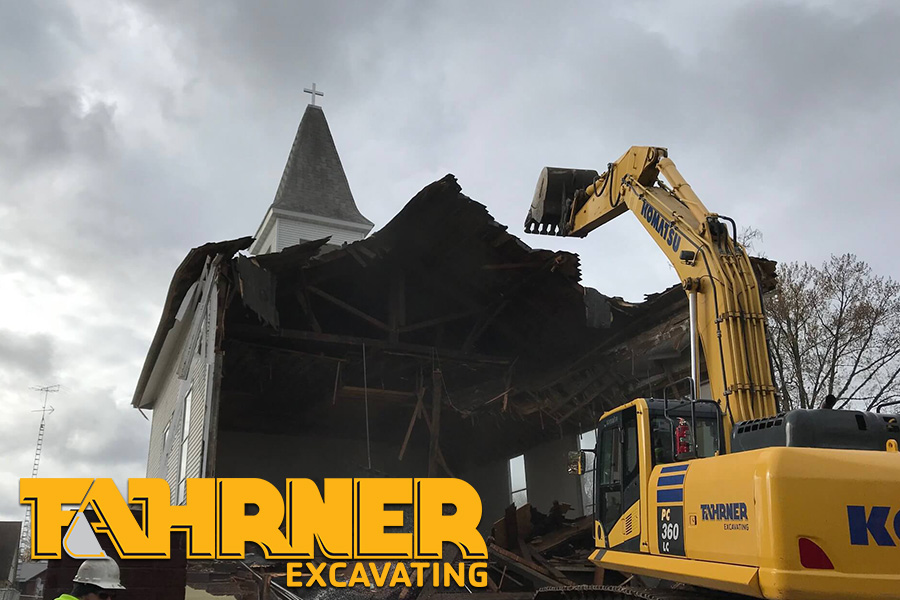 Demolition Services in Port Edwards, WI