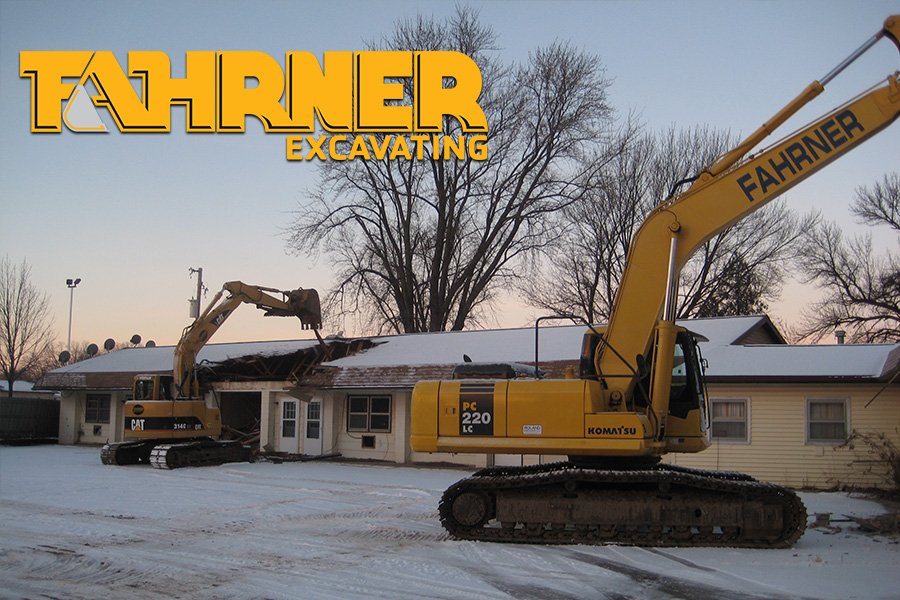 Demolition Services in Plainfield, WI