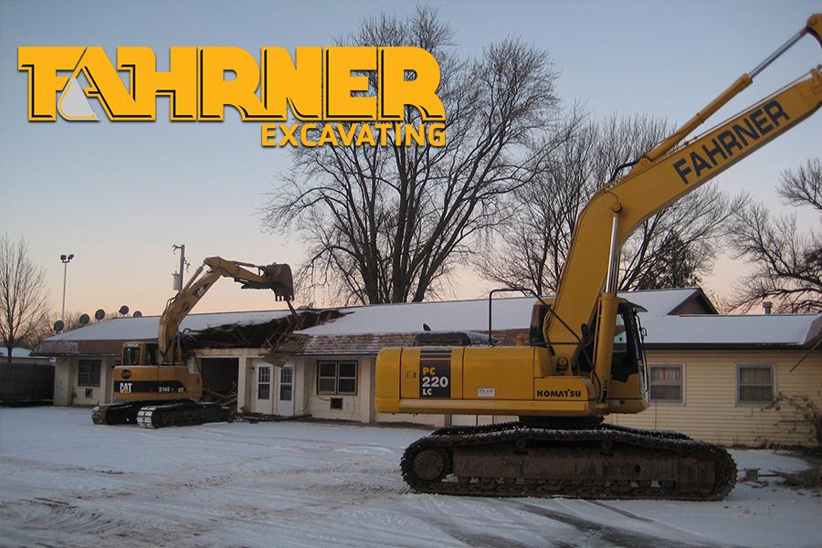 Demolition Services in Rosholt, WI