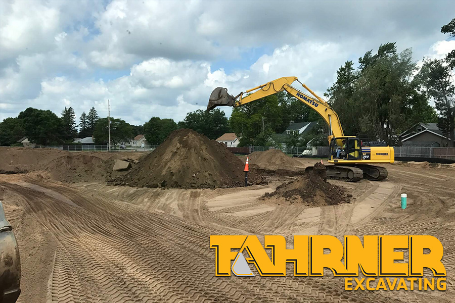 Subdivision Development in Plainfield, WI