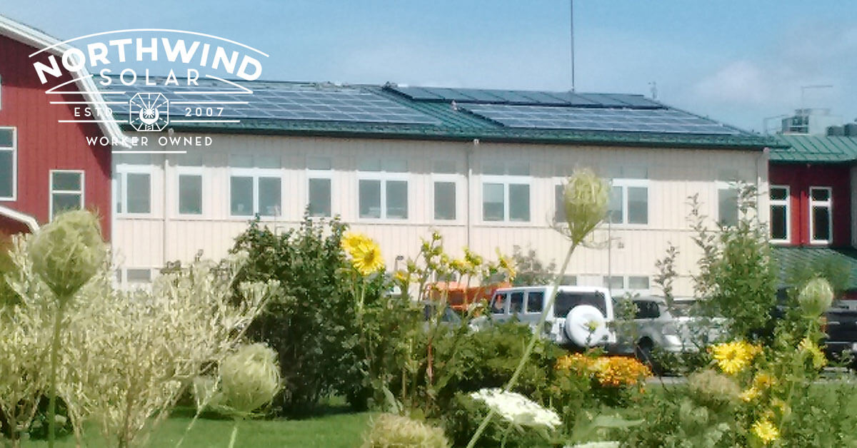 solar panels for schools in Wausau, WI