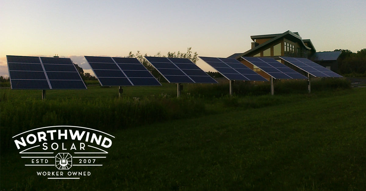solar power systems for your home in Waupaca, WI