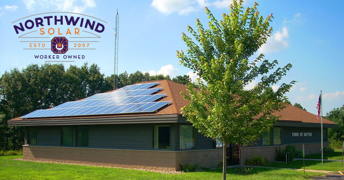 business solar systems in Appleton, WI
