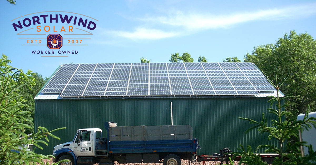 commercial solar energy systems in Stevens Point, WI