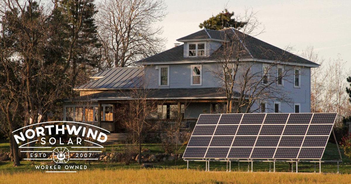 residential solar energy systems in Appleton, WI