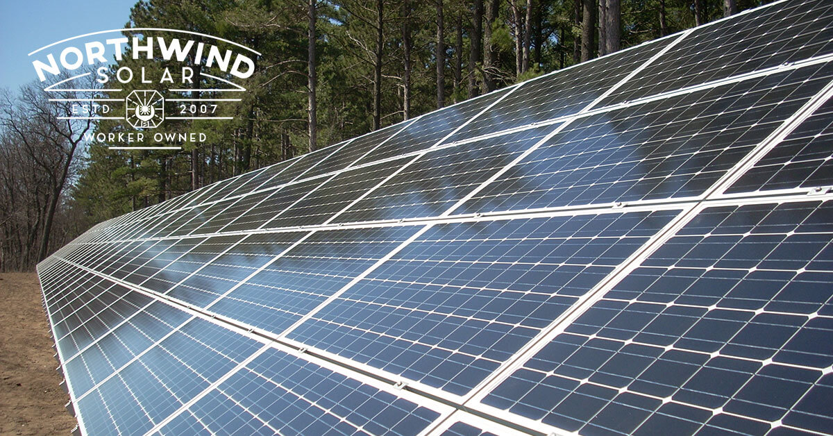 commercial solar panels in Marshfield, WI