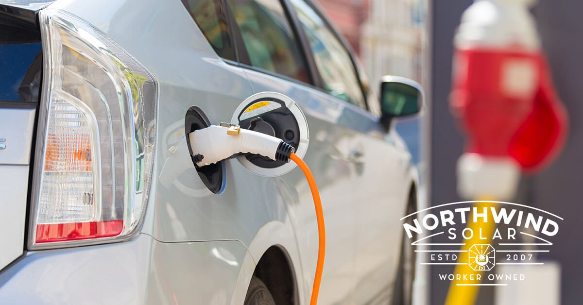 electric vehicle charging stations installations in Stevens Point, WI