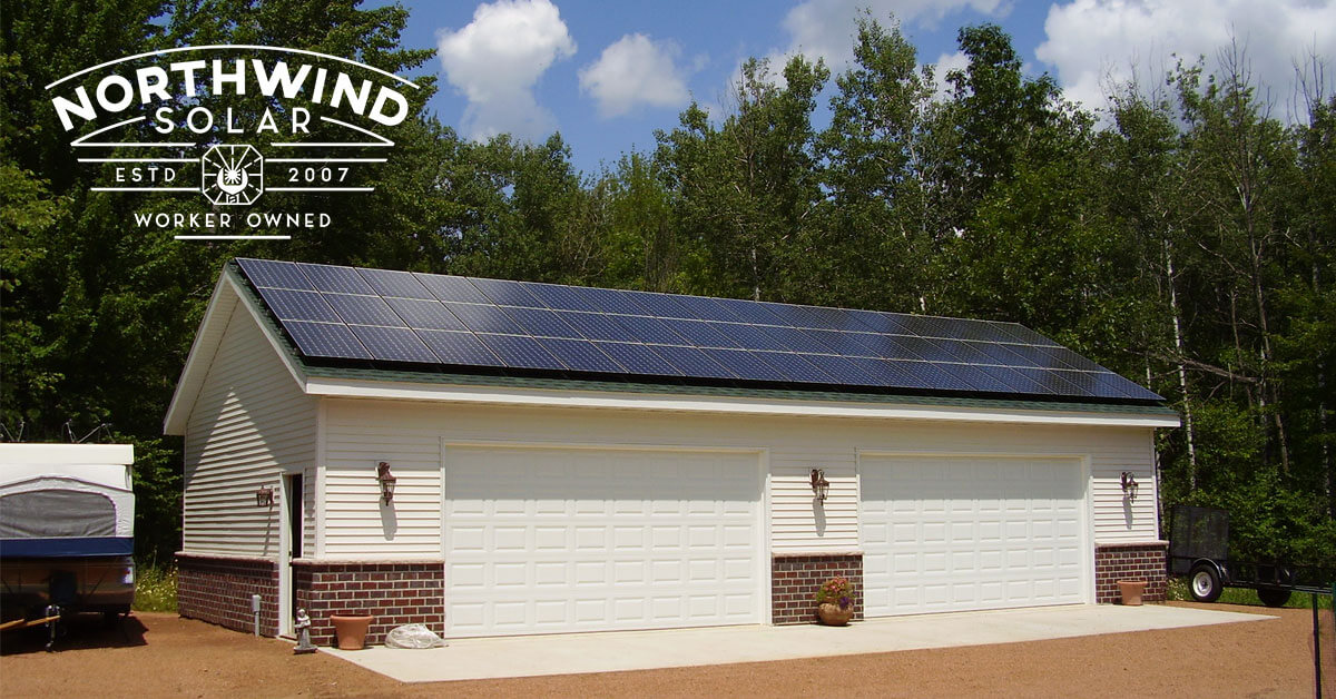 solar panels for your home in Oshkosh, WI