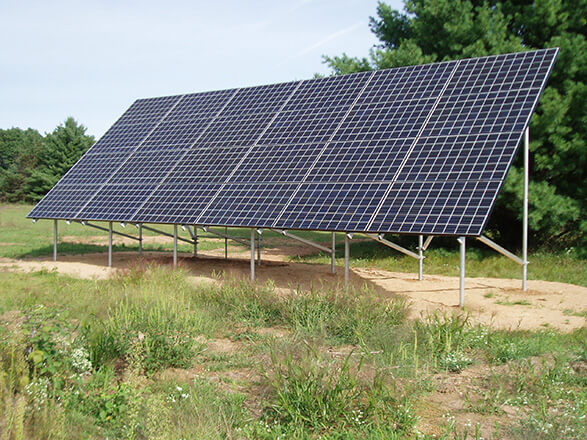 Residential solar panels Residential Solar Panels In Wood County