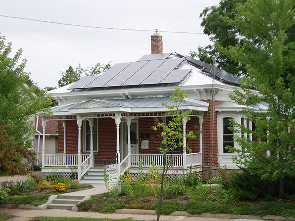 Residential solar panels  Residential Solar Panels In Central Wisconsin