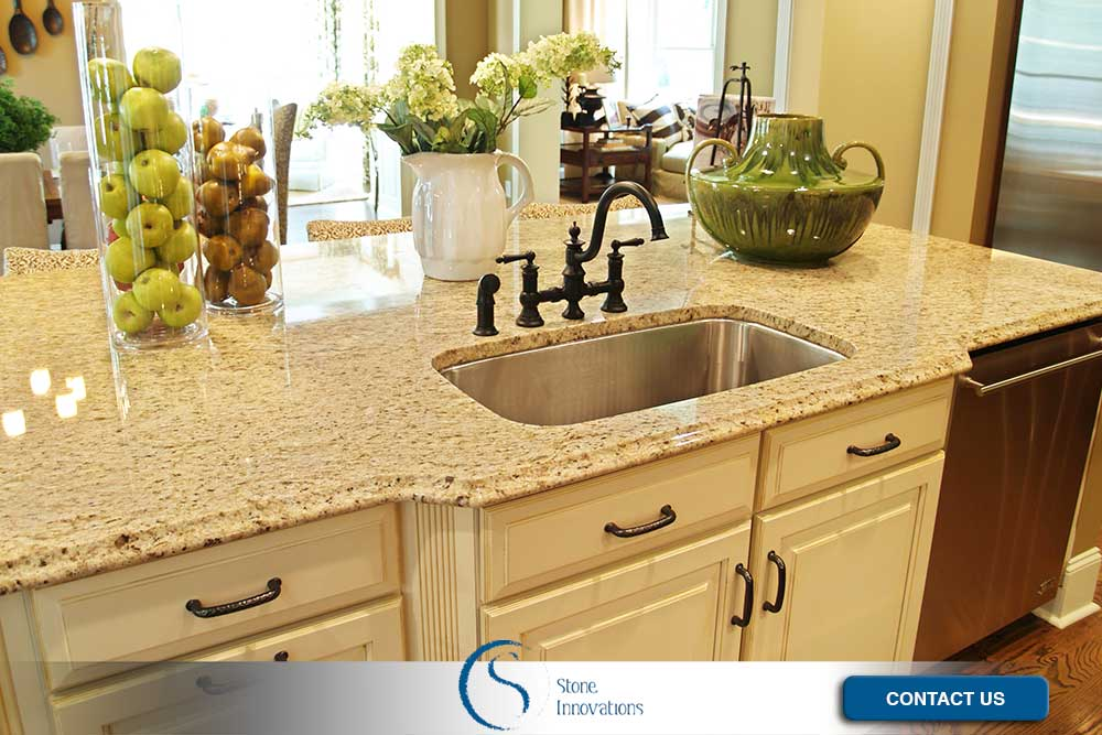 Solid Surface Countertops in Fitchburg, WI