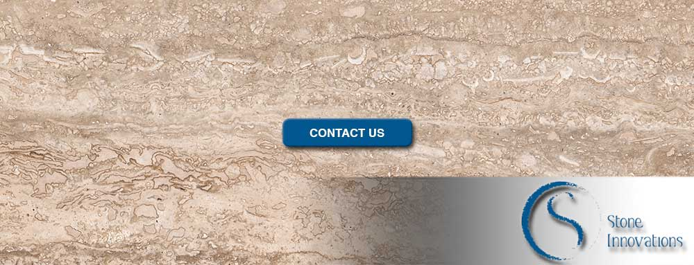 Travertine Countertops in Madison, WI
